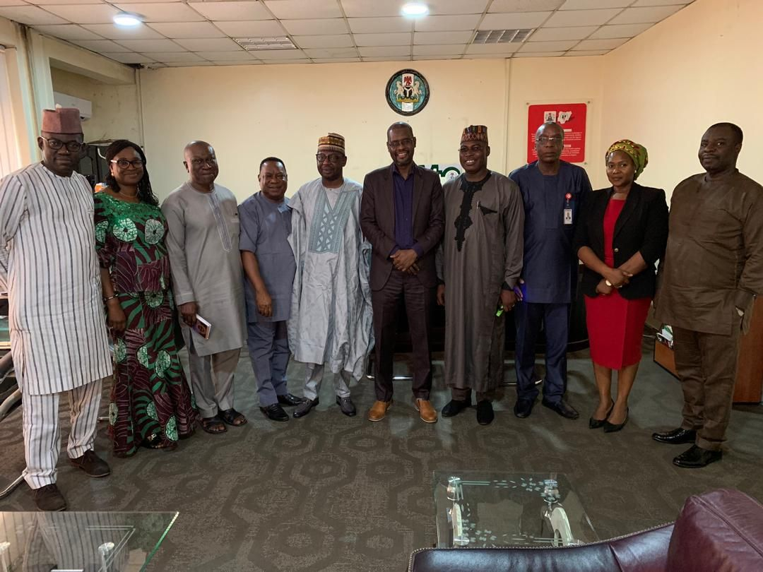 VISIT OF THE CHAIRMAN HOUSE COMMITTEE ON ATM